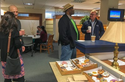 DCEC Fall 2018 meet and greet