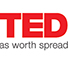 Detail of TED logo