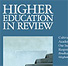 higher ed in review cover page